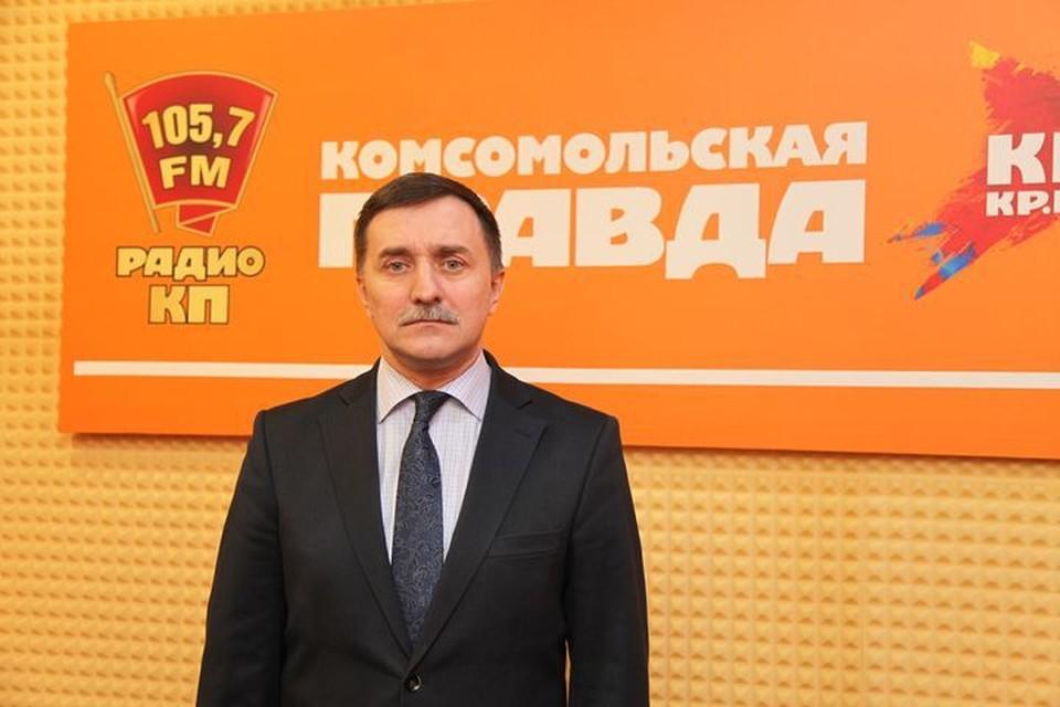 """Евгений Кузин: """"Люди стали нам доверять и чаще обращаться в суды"""""""