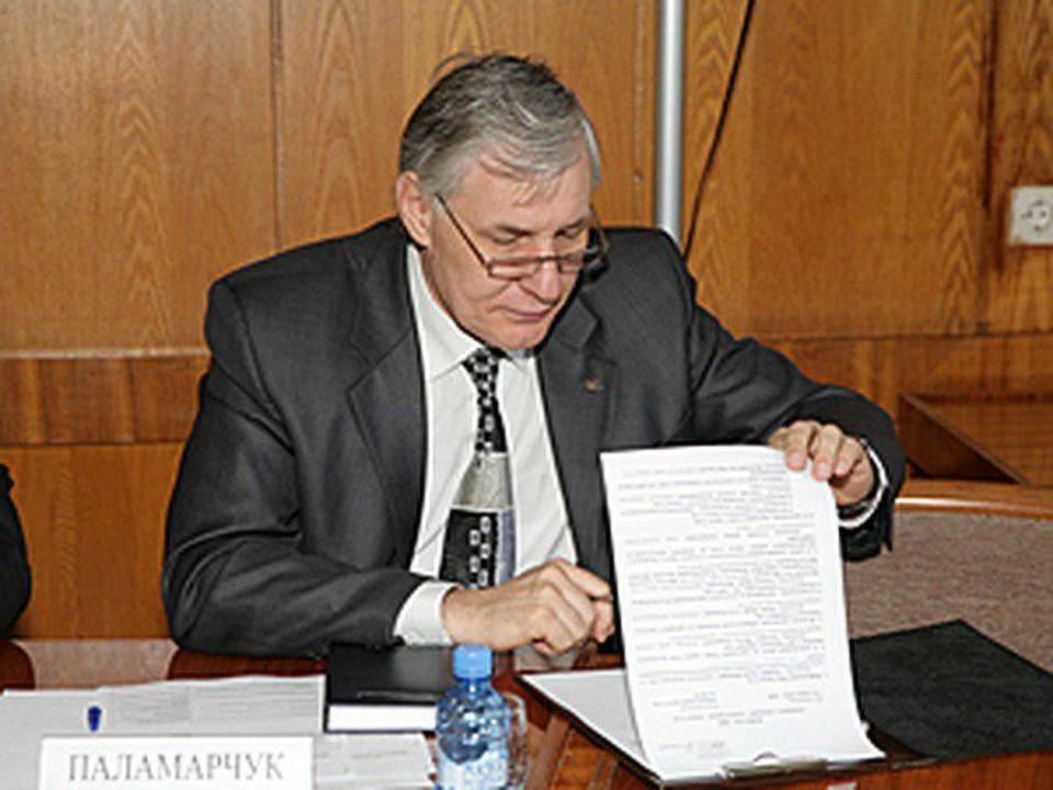 Юрий Паламарчук