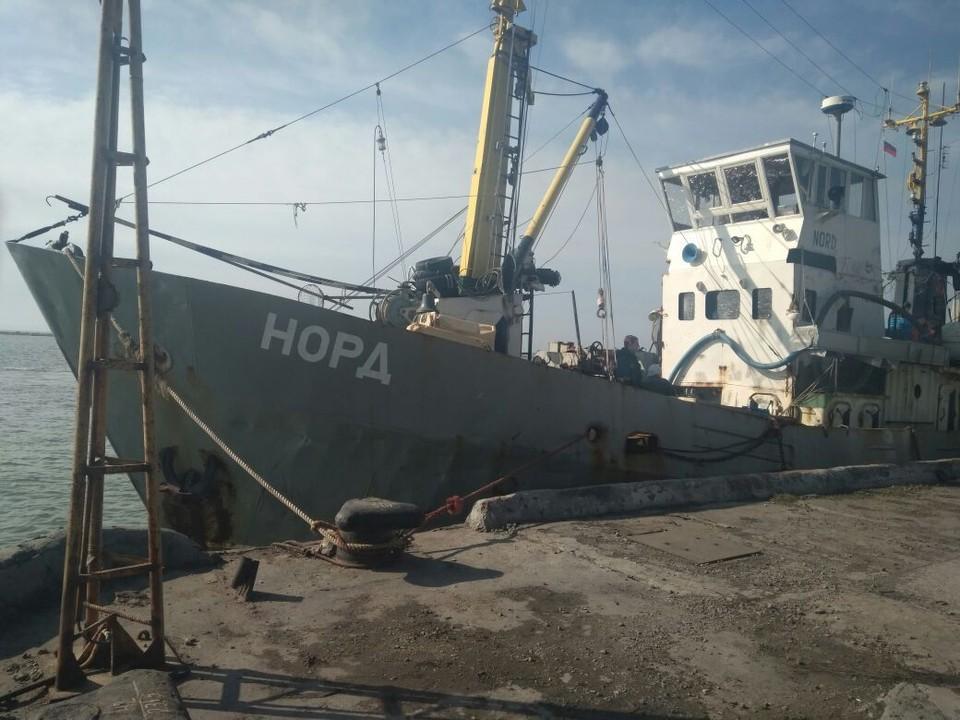 """Побег из Незалежной: Двое моряков захваченного """"Норда"""" вырвались в Беларусь"""