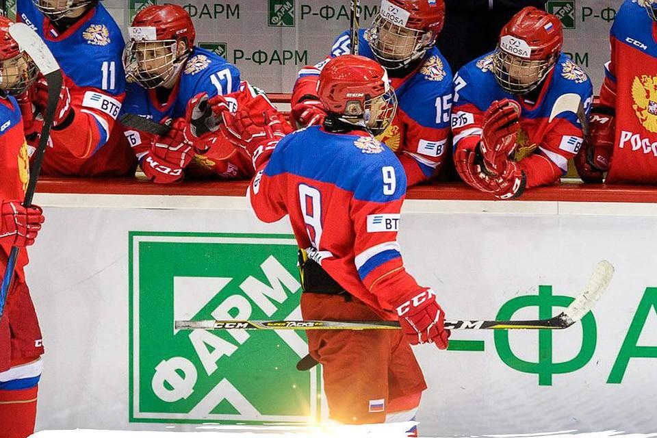 Фото: пресс-служба ЧМ по хоккею среди юниоров