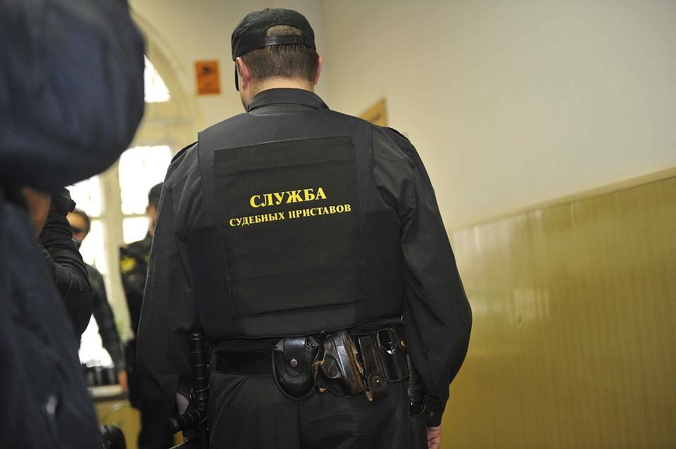 Арестовали счета приставы план взыскания задолженности