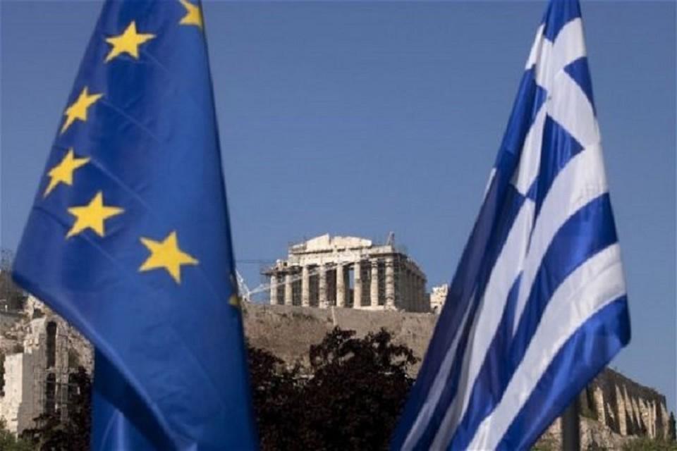 Греция стала лидером по объему госдолга среди стран ЕС