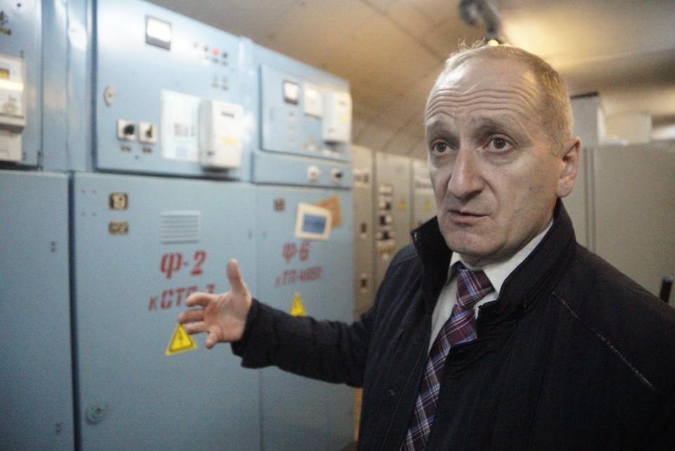 - Срок службы наших вагонов истекает в 2020 году, - говорит Андрей Панаиотиди.