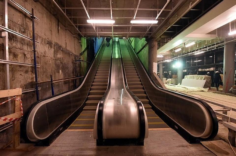 На то, чтобы запустить новое метро, у специалистов есть неделя Фото: КРТИ