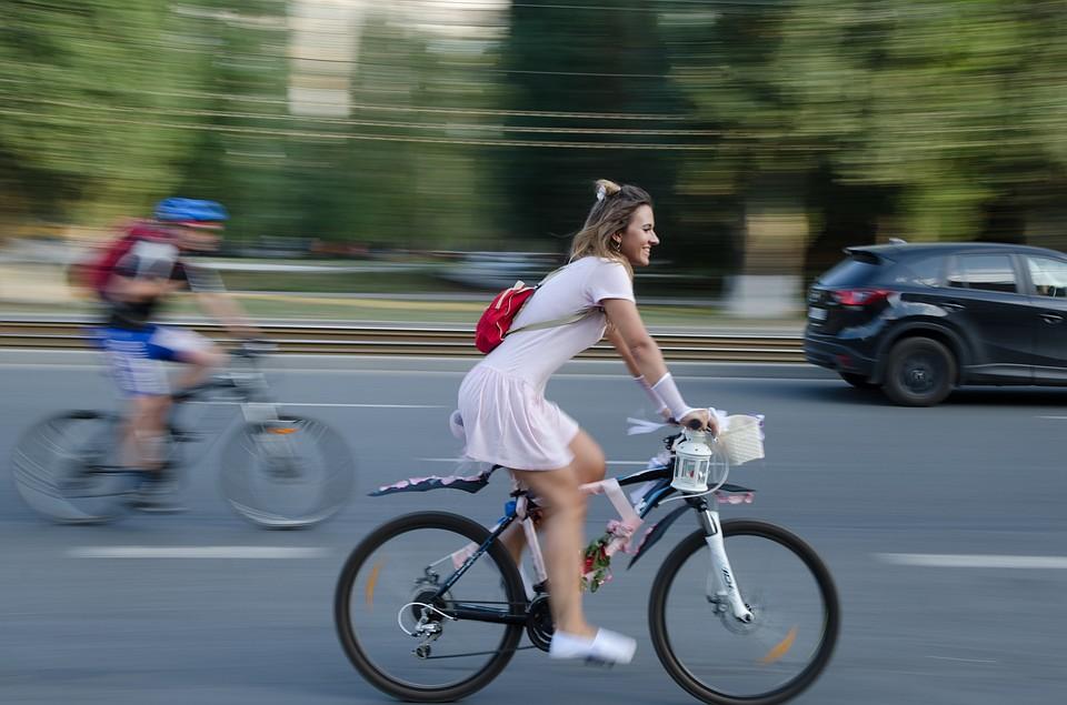 Велосипедистки секс туризм