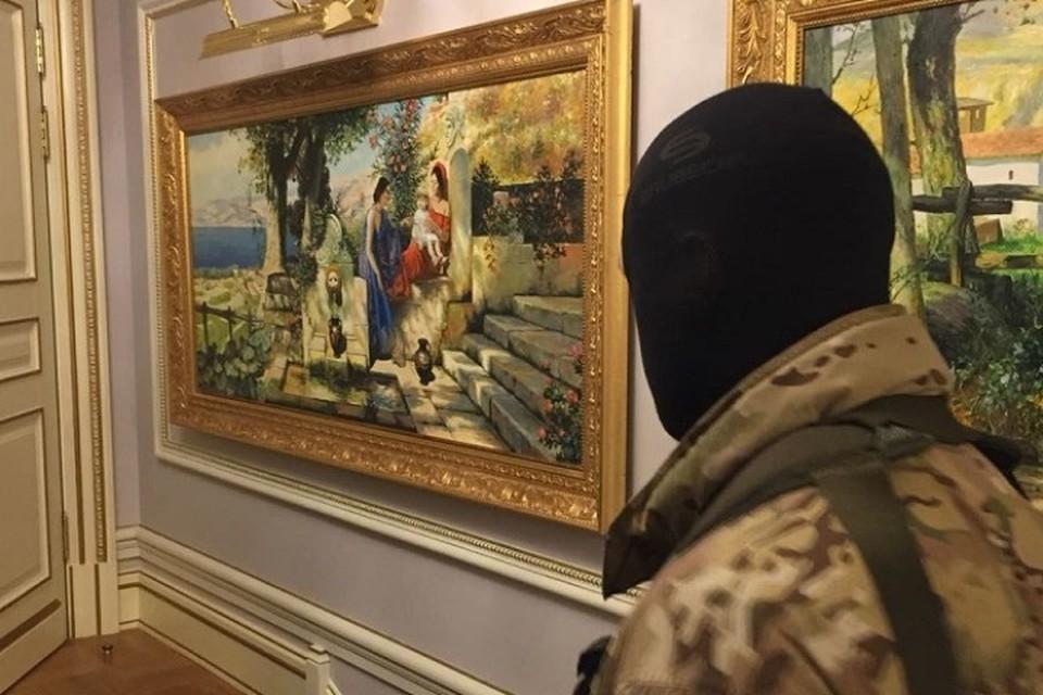 Фото: канал Следственного комитета России в «ТамТам»