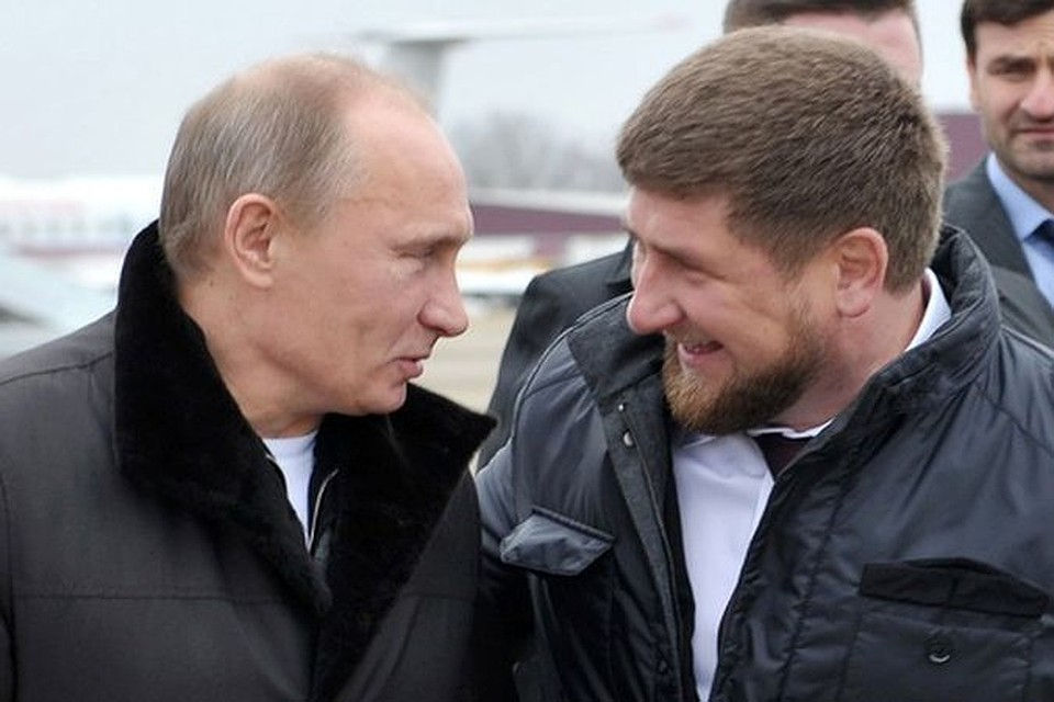 Парламент Чечни внес в Госдуму законопроект о трех сроках для президента РФ