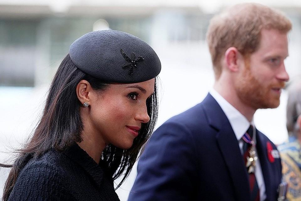 Свадьба Принц Гарри и Меган Маркл состоится 19 мая