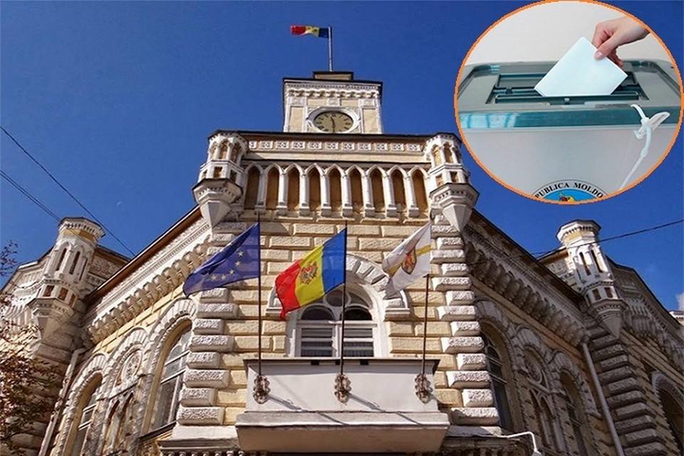 20 мая в Кишиневе состоятся выборы.