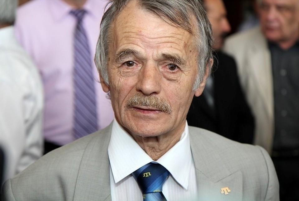 Мустафа Джемилев долгое время возглавлял запрещенный в РФ Меджлис. Фото: Архив КП