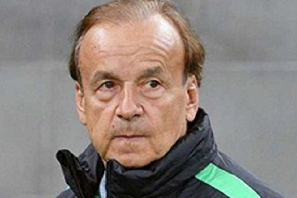 Тренер команды Гернот Рор.