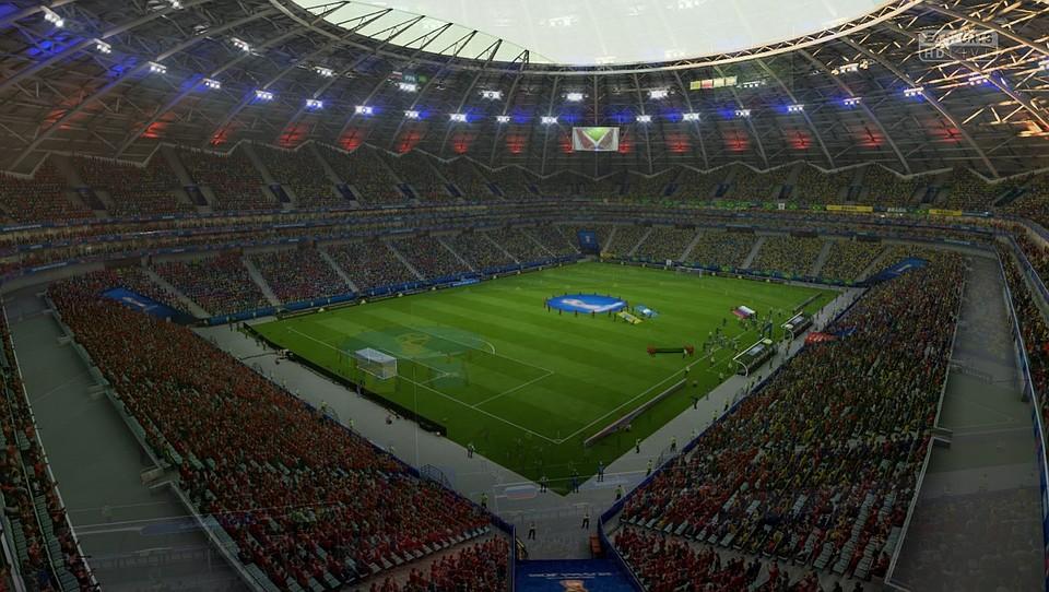 db5117eb3621 Вышло обновление для игры «FIFA 2018» со стадионом «Самара Арена»