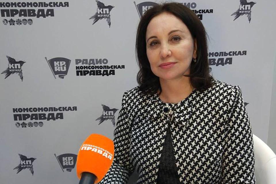 Глава правительства Сахалинской области Вера Щербина. Фото: Вячеслав Бурыкин