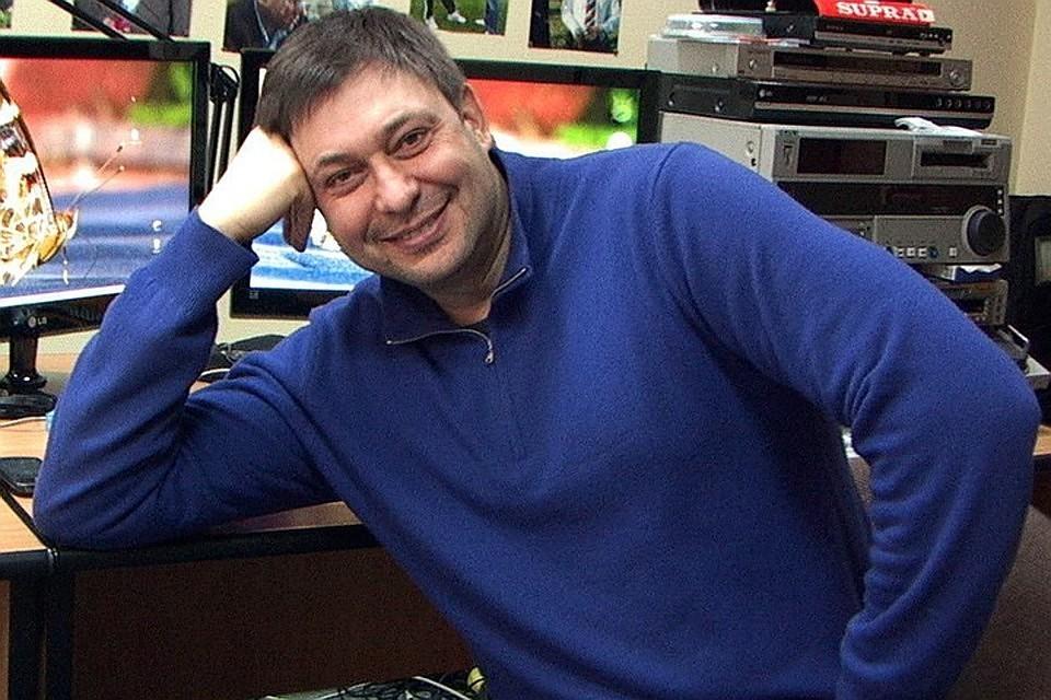 Главред РИА Новости Украина Кирилл Вышинский