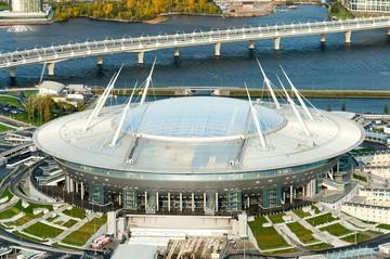 Автомобильный маршрут от Москвы до Санкт-Петербурга для болельщиков к ЧМ-2018