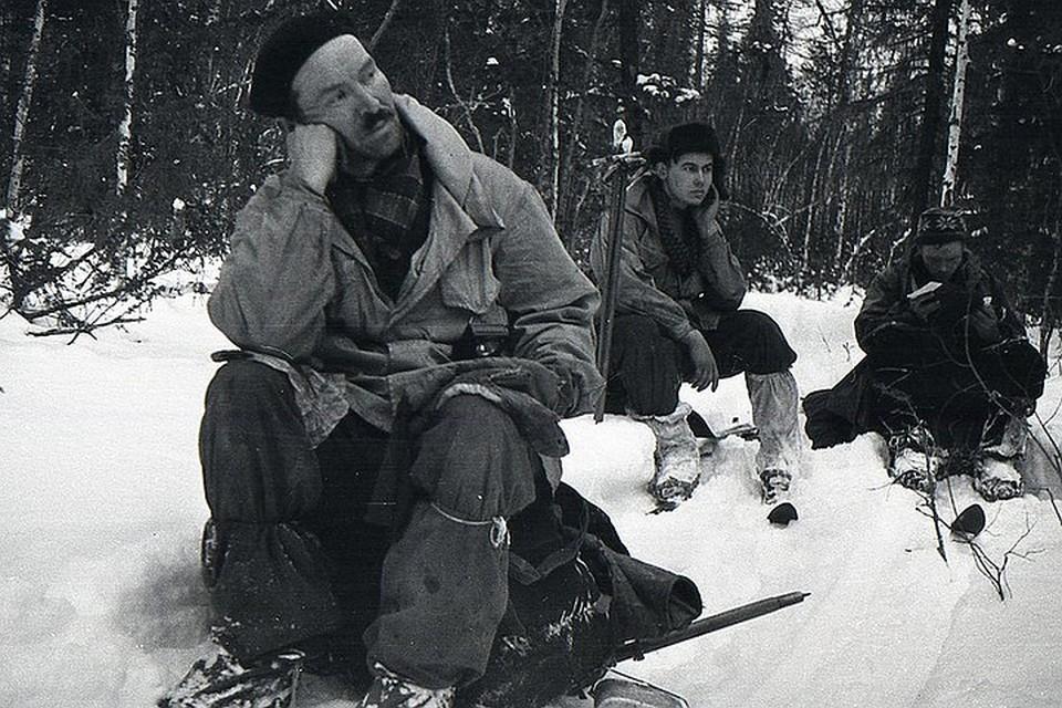 Самым старшим участником рокового похода был 37-летний фронтовик Семен Золотарев