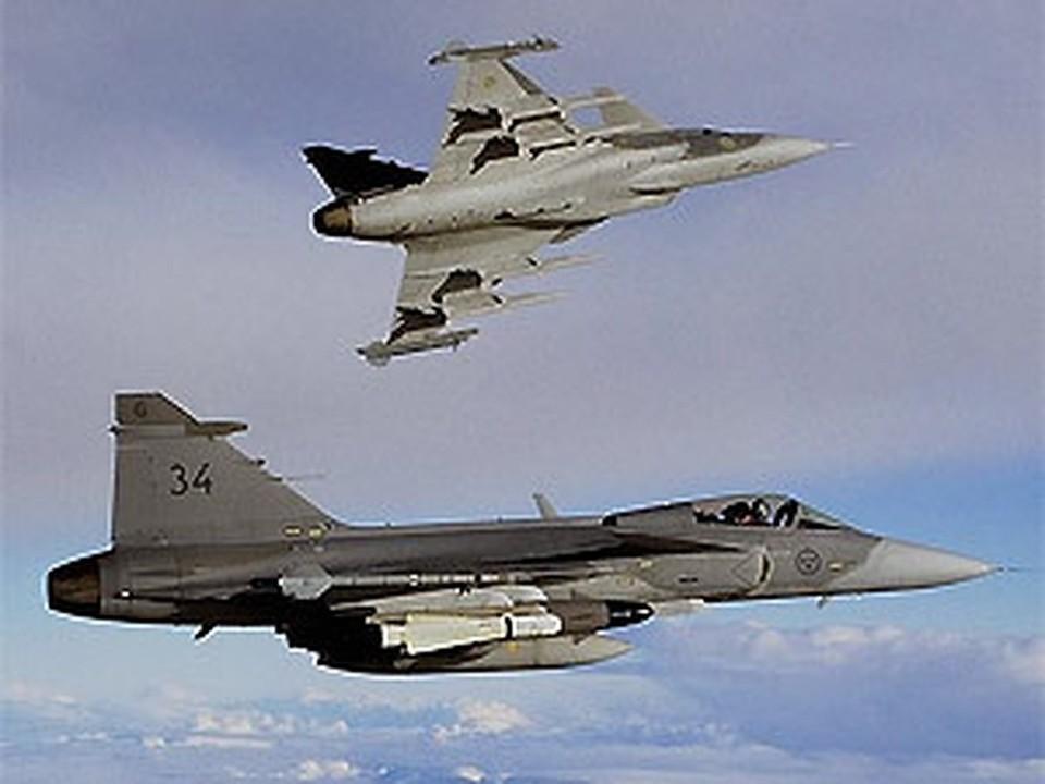ВВС Венгрии были подняты по тревоге из-за украинского самолета