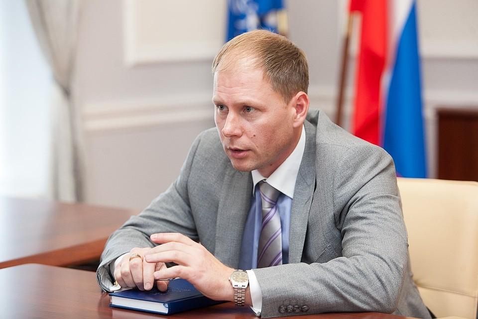 Псковское отделение КПРФ выдвинуло на выборы губернатора Аркадия Мурылёва