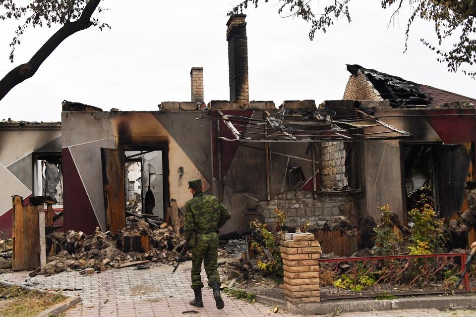 В Киеве не признают, что на Украине идет гражданская война