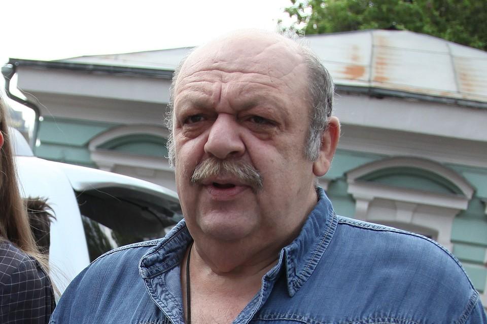 Врач, телеведущий Яков Бранд