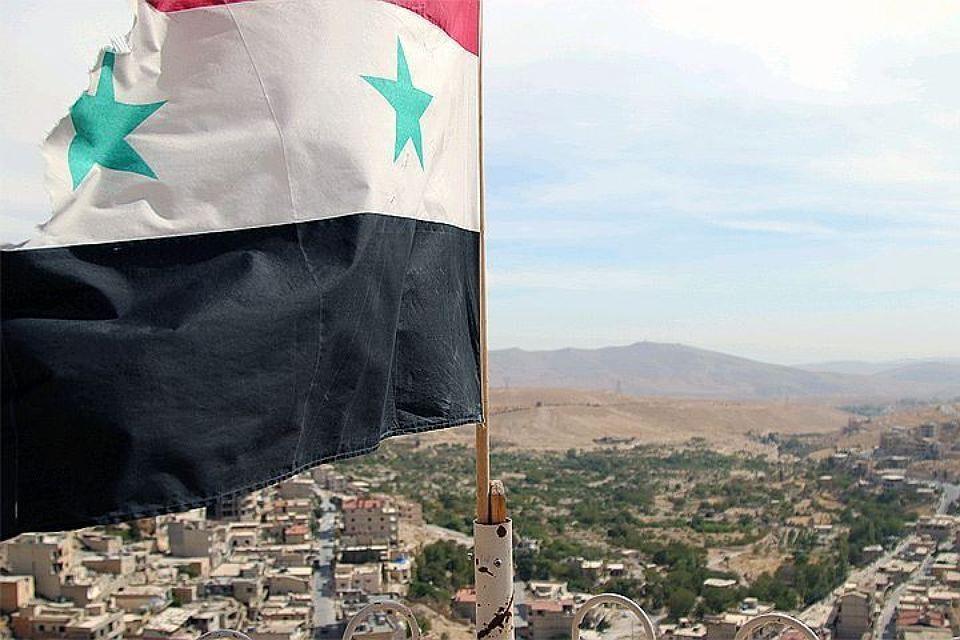 В настоящее время Россия помогает Сирии восстанавливать разрушенные в результате боестолкновений социальные объекты