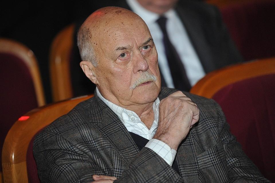 Кинорежиссер Станислав Говорухин