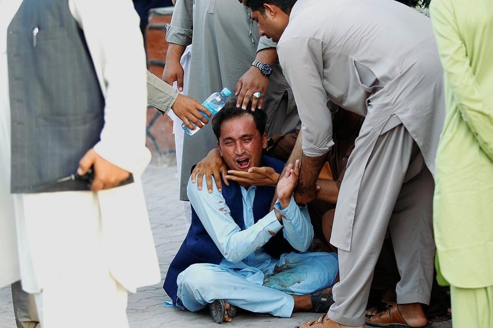 В Афганистане прогремел взрыв, погибли около 20 человек
