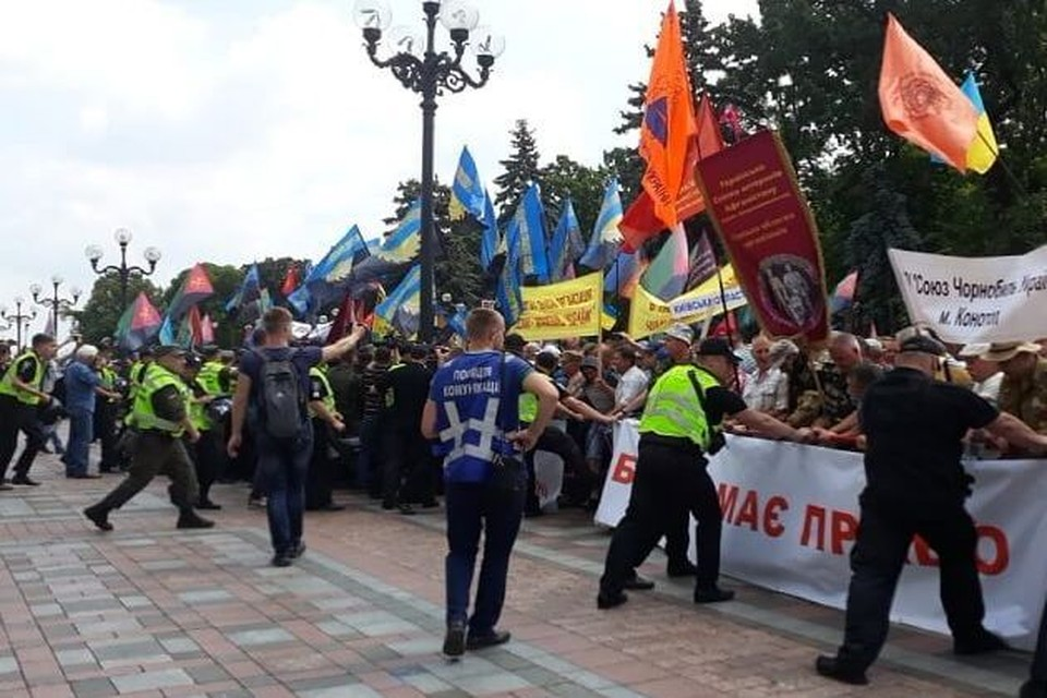 Фото: Нацполиция Украины