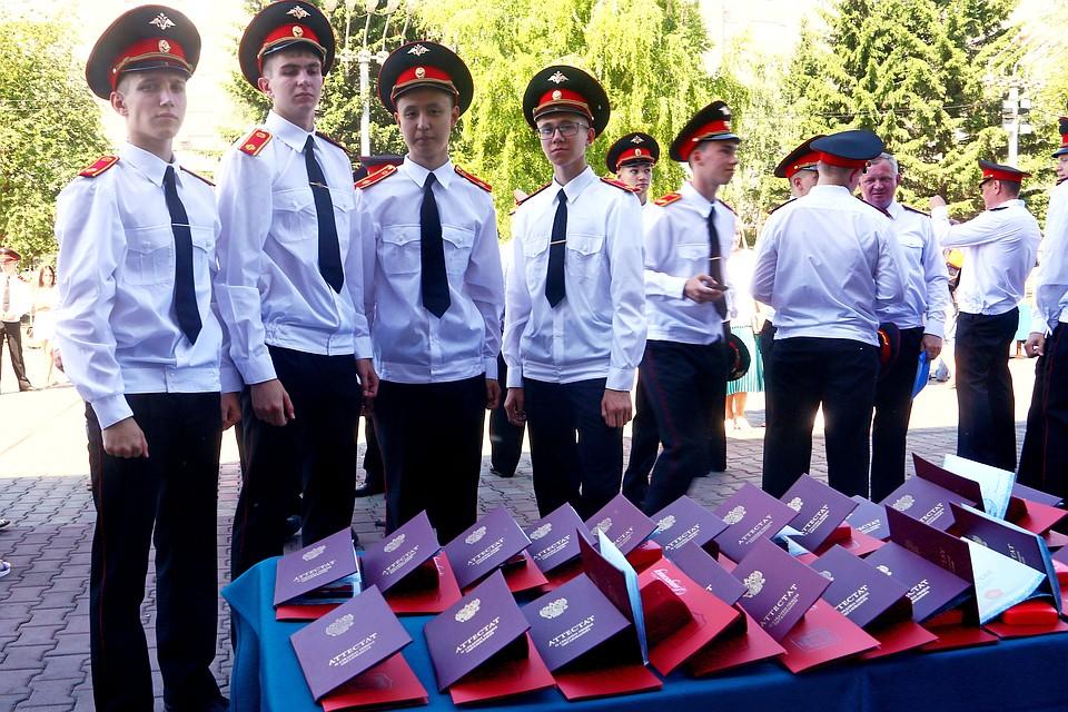 Мужской секс русских кадетов
