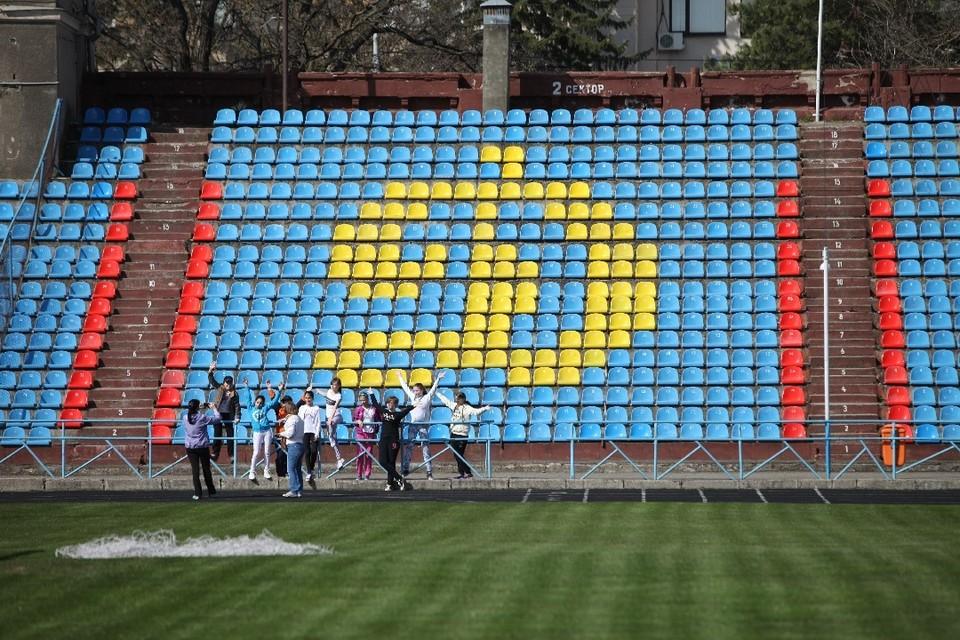 "Стадион ""Динамо"" в Ставрополе"