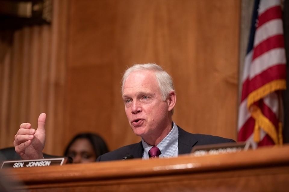 Глава комитета по нацбезопасности и правительственным делам Сената Конгресса США Рон Джонсон