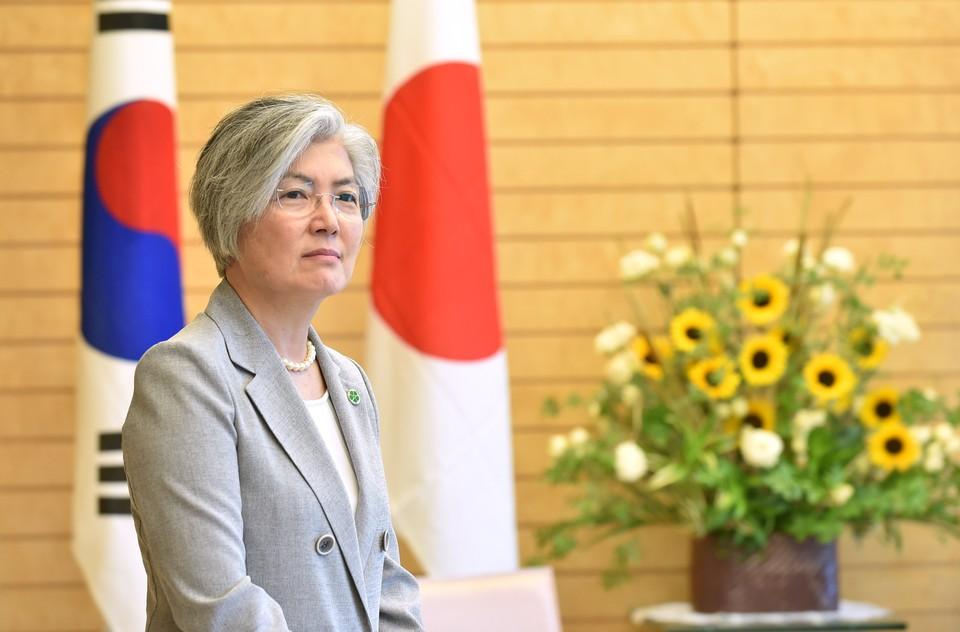 Глава МИД Южной Кореи Кан Гён Хва