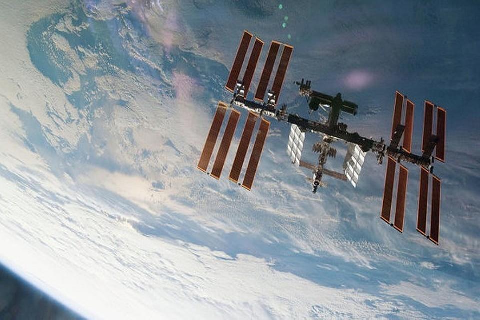 С 12 июля МКС можно будет увидеть ночью невооруженным взглядом