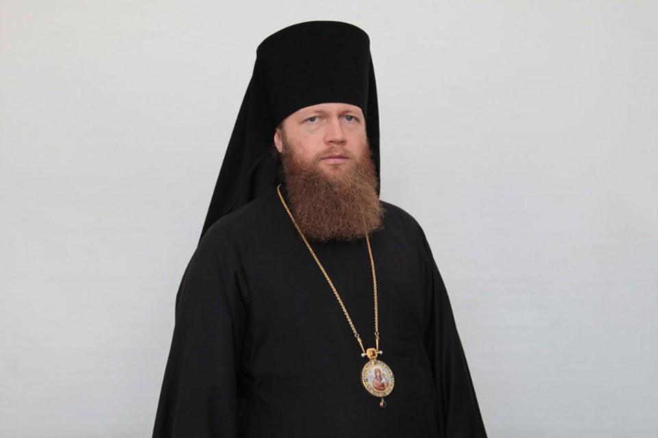 Епископ Воскресенский Савва с 2011 года был наместником Новосспасского Ставропигиального мужского монастыря города Москвы. Фото: новоспасский-монастырь.рф
