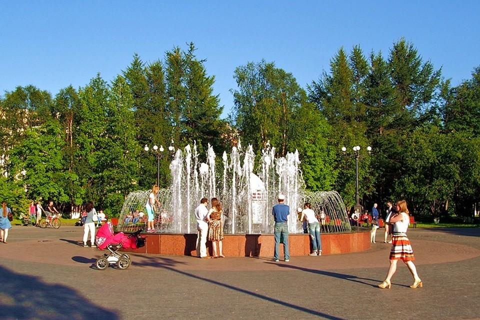29c2abcb3c44 Синоптики  такой жары в Мурманске не было уже 14 лет