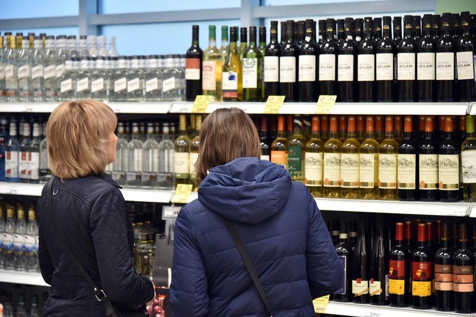 Около 86% российских семей приобретают алкоголь хотя бы раз в год
