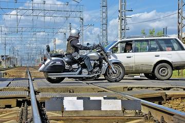 Штрафы за нарушения на железнодорожных переездах: Как не нарваться на наказание