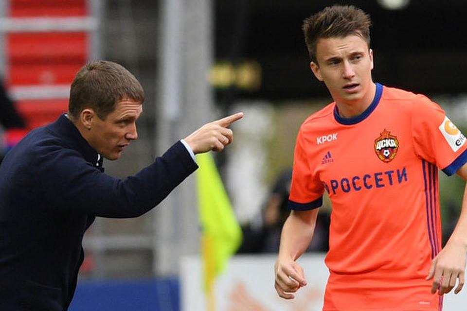 Виктор Гончаренко будет ломать голову, кем заменить Александра Головина. Фото: sport-express.ru
