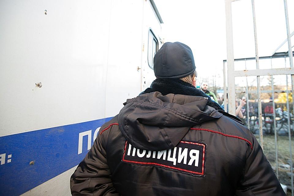 """В столице объявлен план """"Перехват"""""""