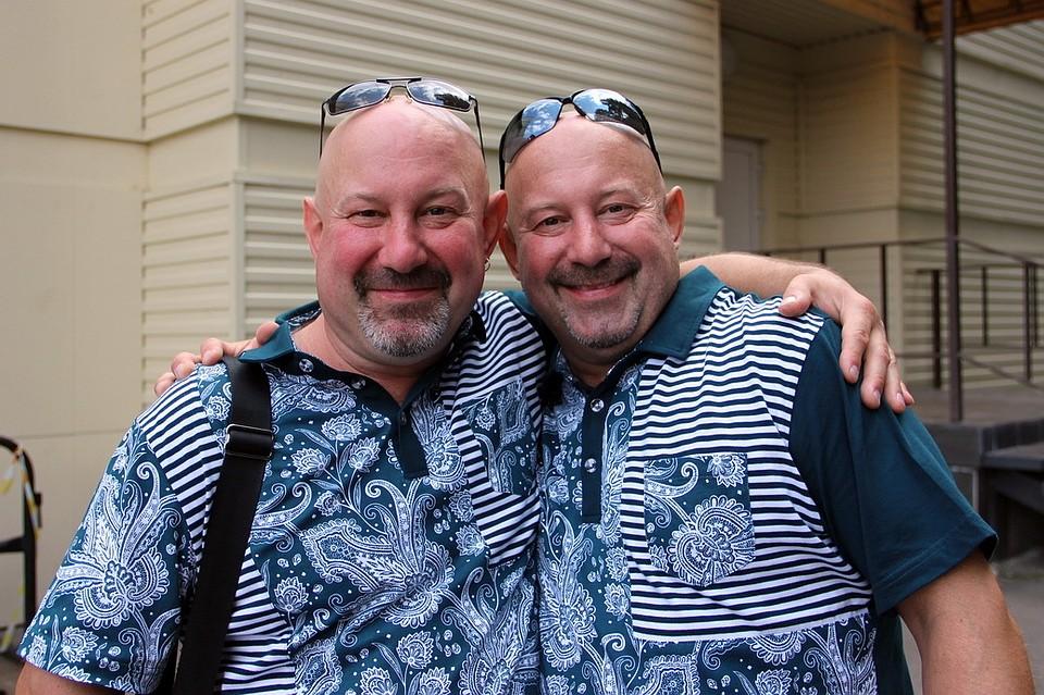 """На фестиваль """"Две капли"""" в Тулу прибыли 62 семьи близнецов"""