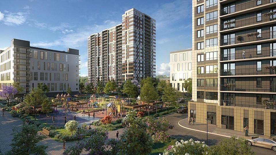 f8fec3eed97 Завершение строительства жилых корпусов запланировано на 4 квартал 2020 года