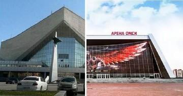 В правительстве рассказали, что сейчас происходит внутри «Арены-Омск» и СКК имени Блинова