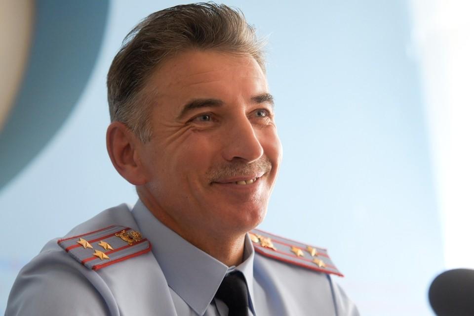 Вместо Юрия Демина на пост главы ГИБДД Свердловской области назначен москвич Алексей Кисляков