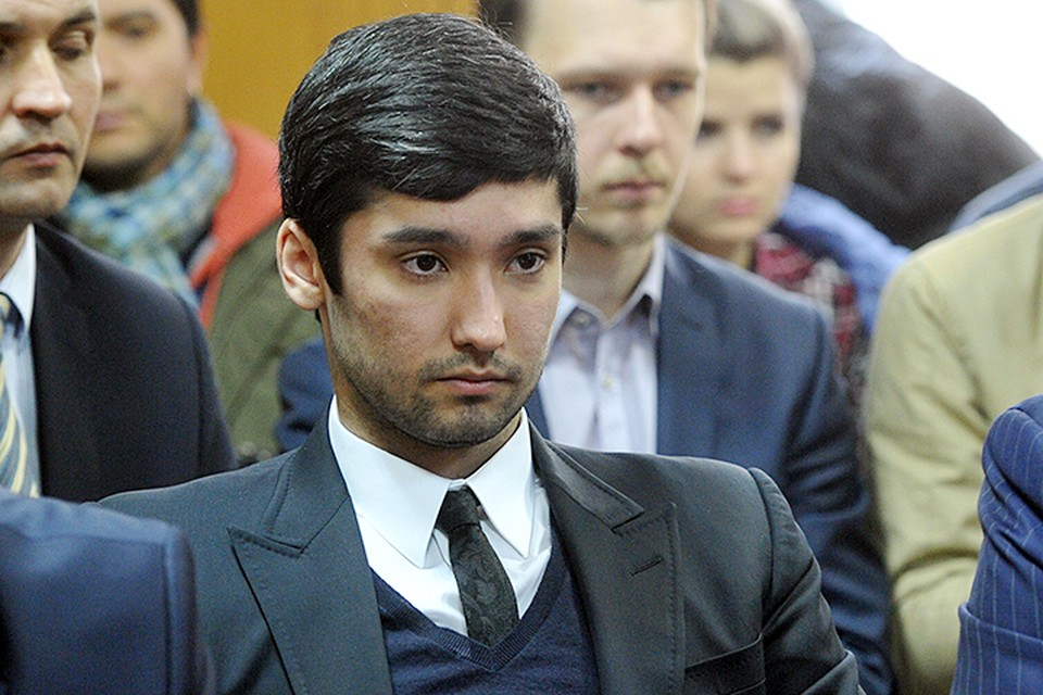Руслан Шамсуаров попал в новости в мае 2016 года