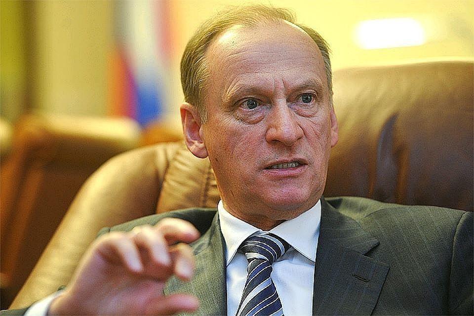 Глава Совета Федерации Николай Патрушев.