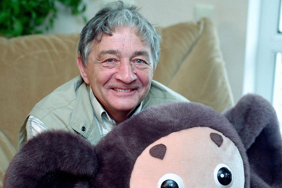 Эдуард Успенский скончался на 81-м году жизни 14 августа 2018 г.