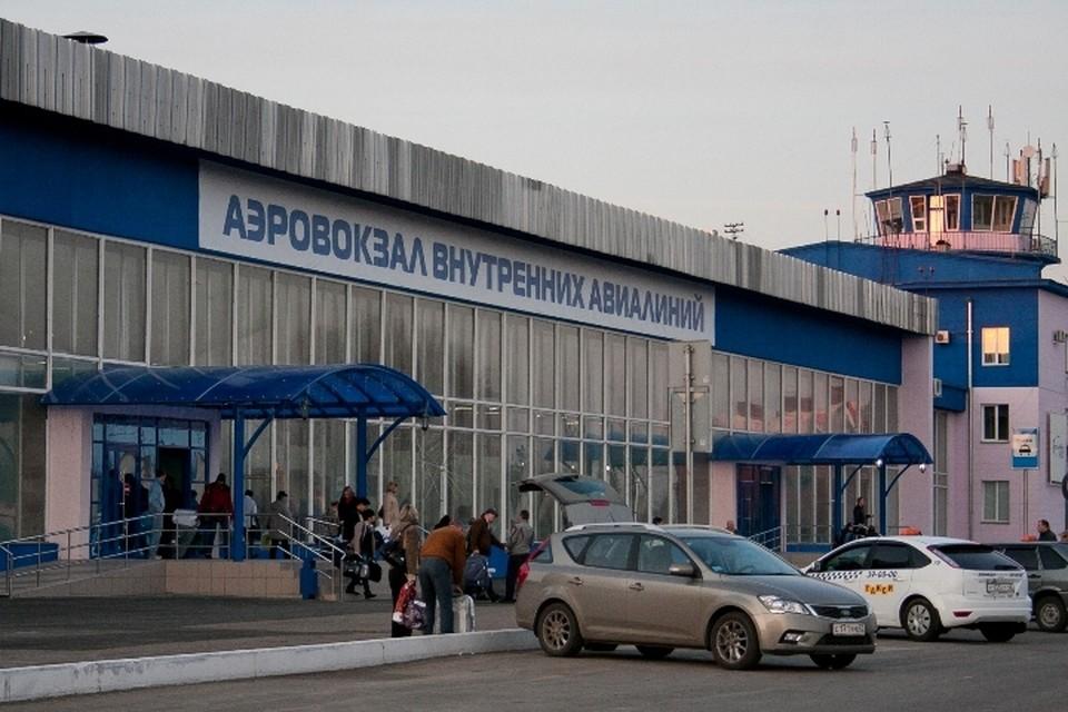 Из Кемерова самолет будет вылетать в 21.35