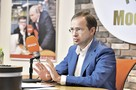 Министр культуры РФ Владимир Мединский: Мы будем жестко поддерживать отечественное кино, даже наступая на хвост Голливуду