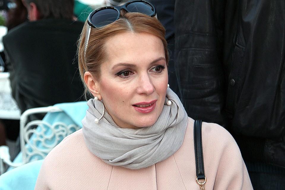 Актриса Мария Порошина.