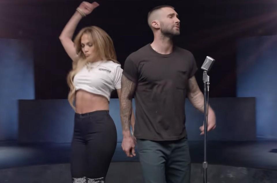 В клипе на песню «Girl Like You» снялась Дженнифер Лопес.